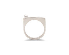 Corky Ring Silver
