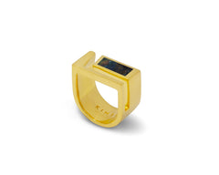 Edge Ring Gold