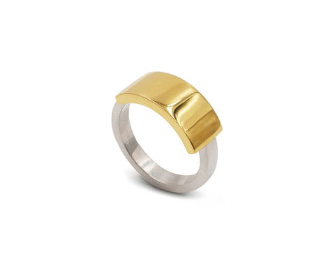 Open Ring Gold