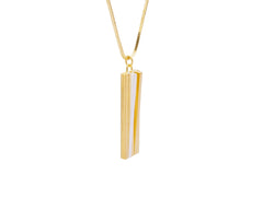 Scala Pendant Gold