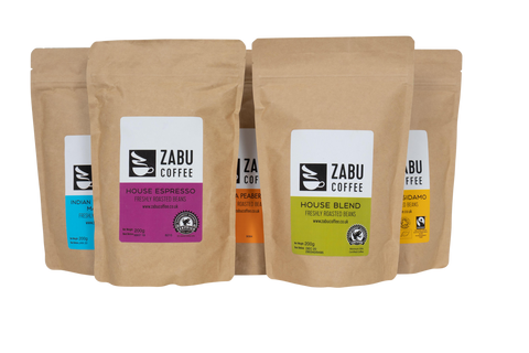 Zabu 125: Bi-Monthly Coffee plan