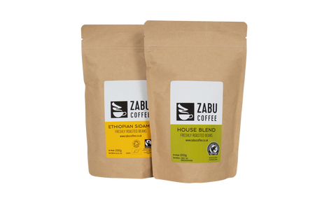 Zabu 50: Monthly Coffee Plan