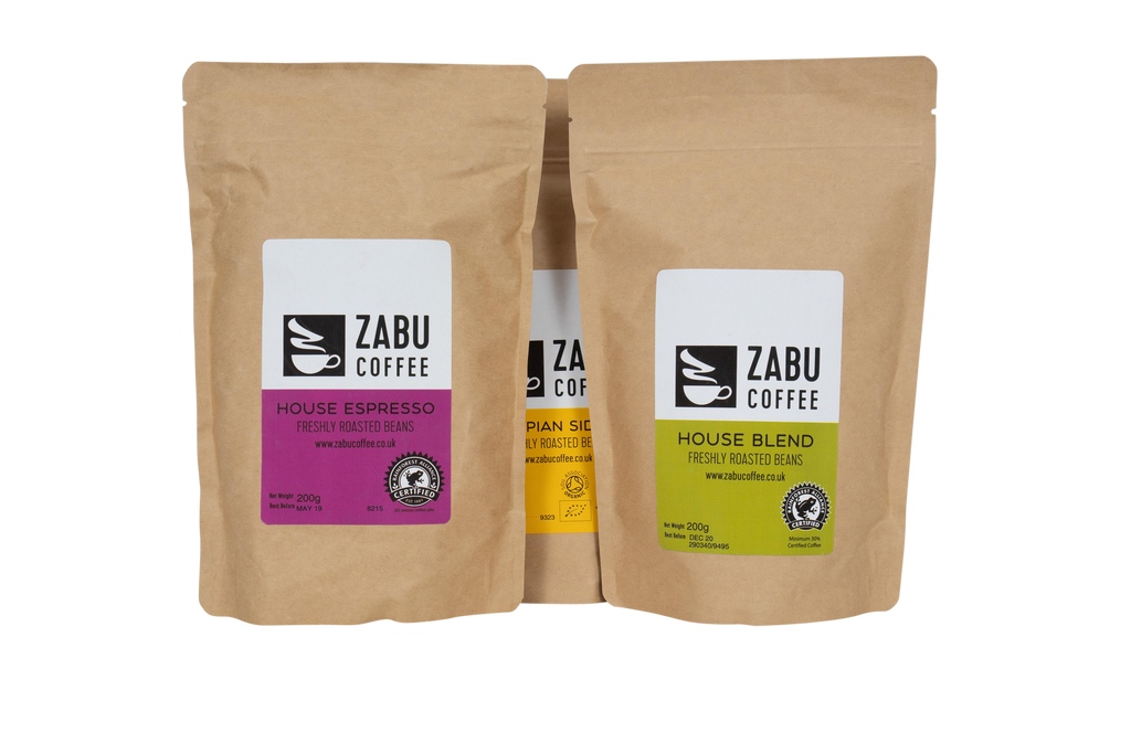 Zabu 75: Monthly Coffee Plan