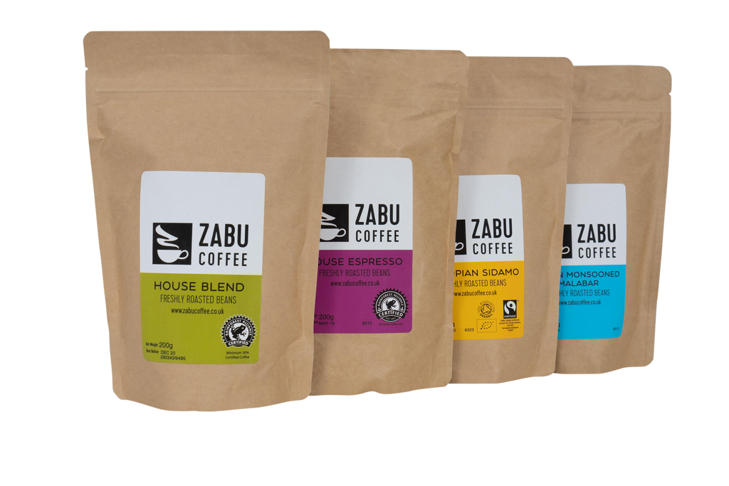 Zabu 100: Monthly Coffee Plan
