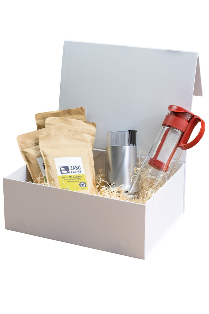 Cold Brew Coffee Gift Box