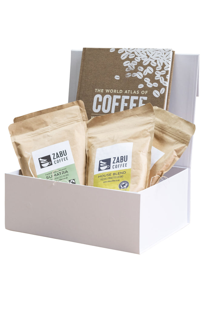 World Of Coffee Gift Set