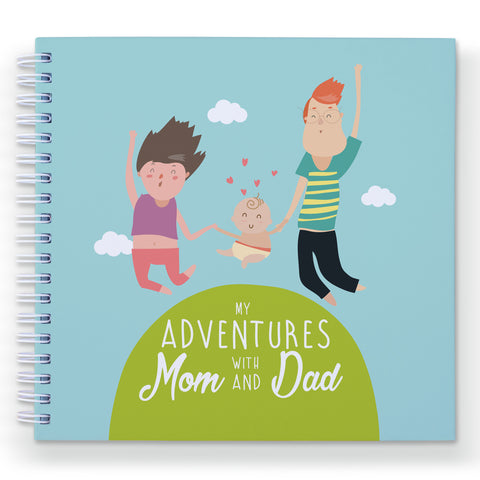 baby's 1st year memory book