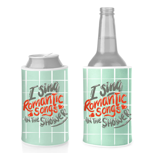 FUNNY GIFTS FOR MEN AND WOMEN - CAN COOLERS - Cans Drink Beverage Soda Bottle Ice Cold Insulator - Prank Gifts, Bachelorette and Wedding Party Ideas. Joke For Friends and Coworkers.