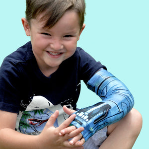 cast covers for kids broken arm