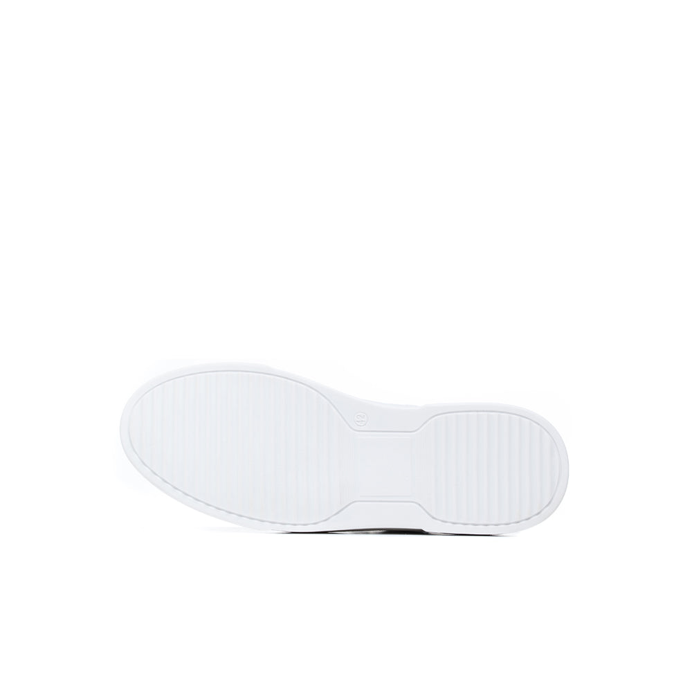 white rubber italian outsole extra light