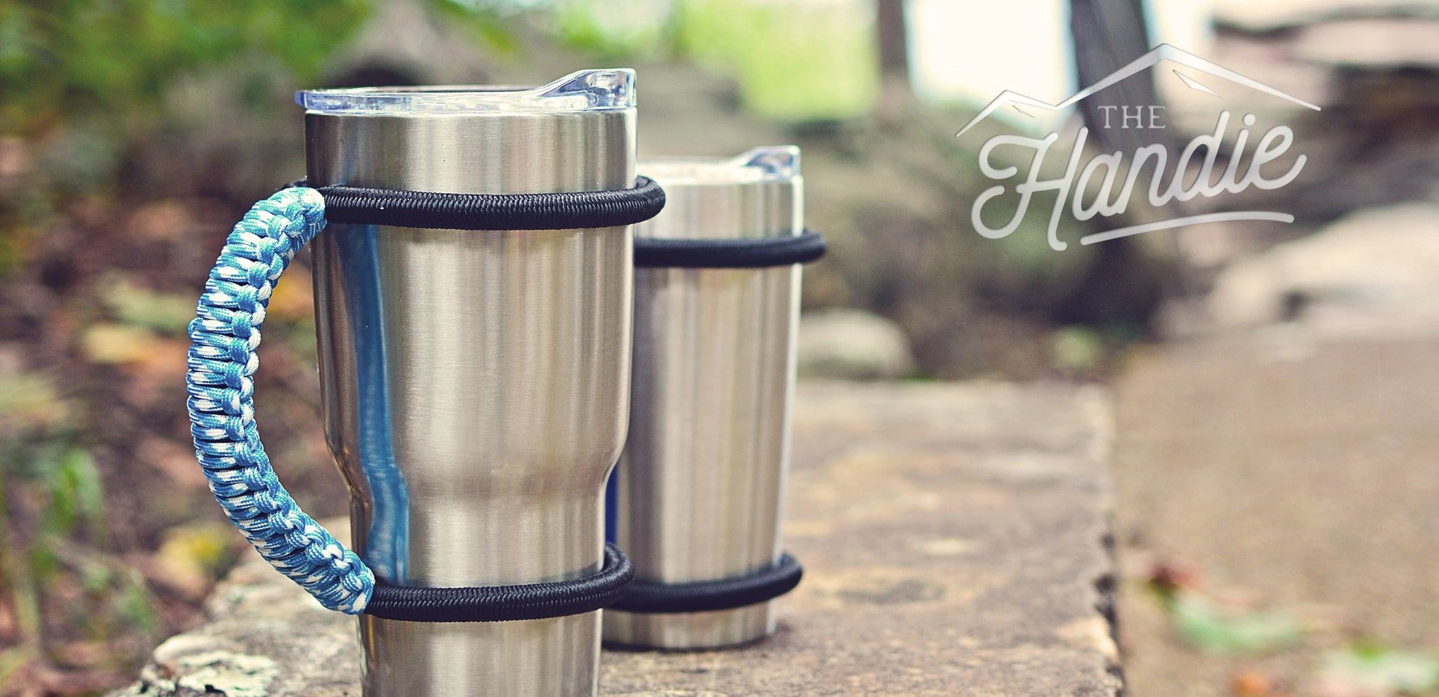 The Handie Handle - Fits Yeti Tumblers and more!