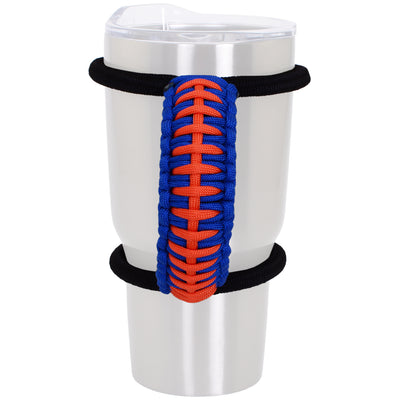 The Handie Handle - Sports Team Blue and Orange