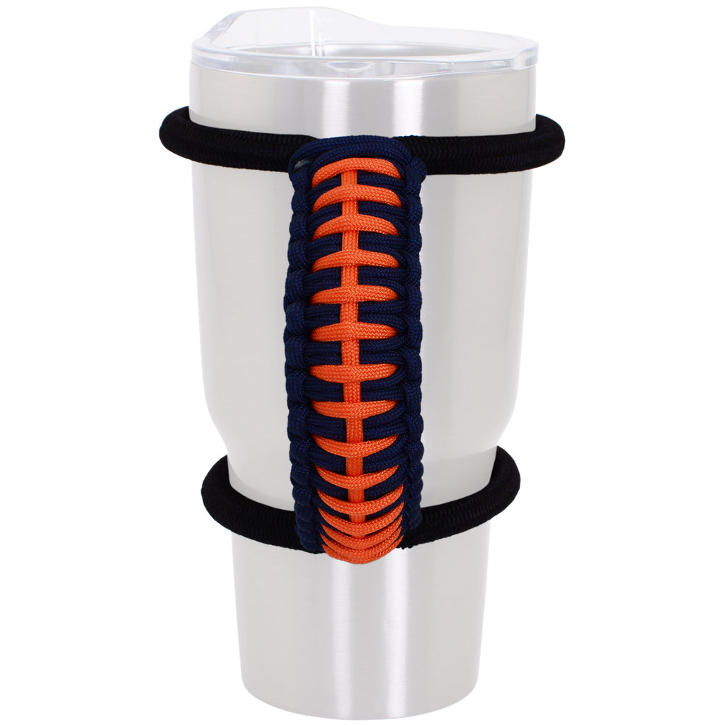 The Handie Handle - Sports Team Navy Blue and Orange
