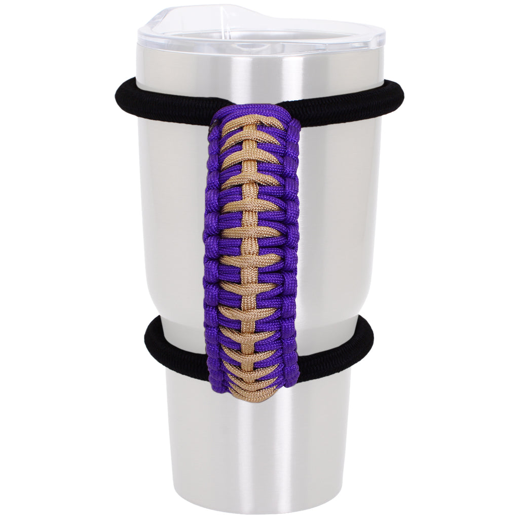 The Handie Handle - Sports Team Purple and Gold