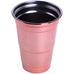 Stainless Steel Party Cup - 4 Colors to Choose From