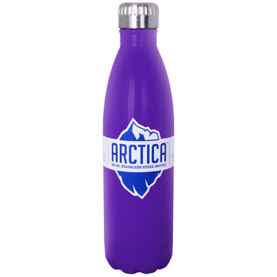 Arctica Vacuum Insulated Bottle, 16 oz and 25 oz - Purple - LIMITED