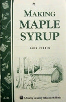 Making Maple Syrup- Guidebook