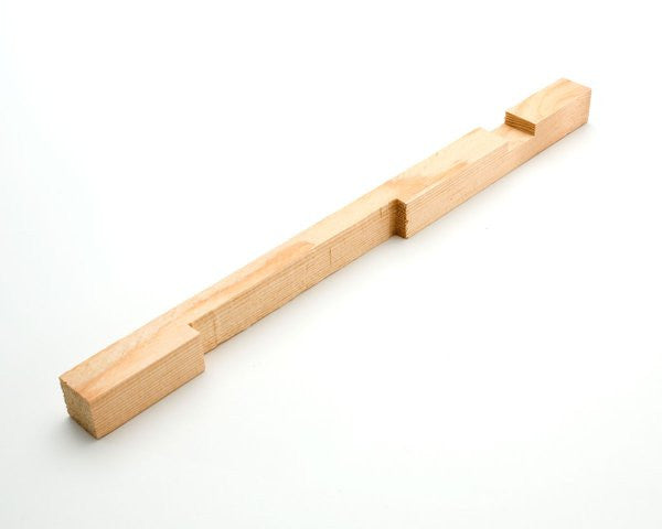 Wooden Entrance Reducer