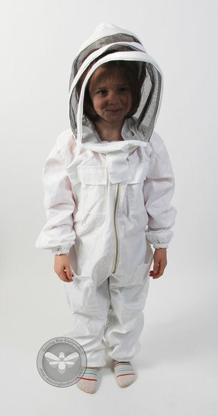 Little Steward Bee Suit