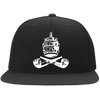 Black Cap - Embroidered Logo