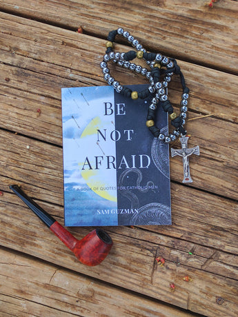 Be Not Afraid Quote Book - Signed Copy