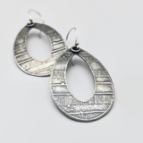 First Signs of Spring Earrings in Sterling Silver