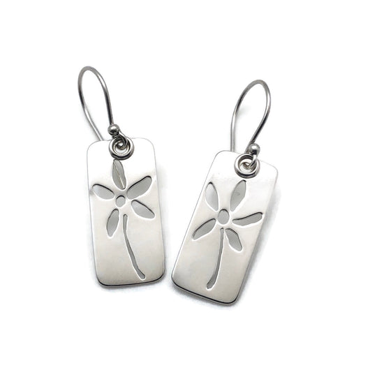 Sterling Silver Spring Blooms Earrings