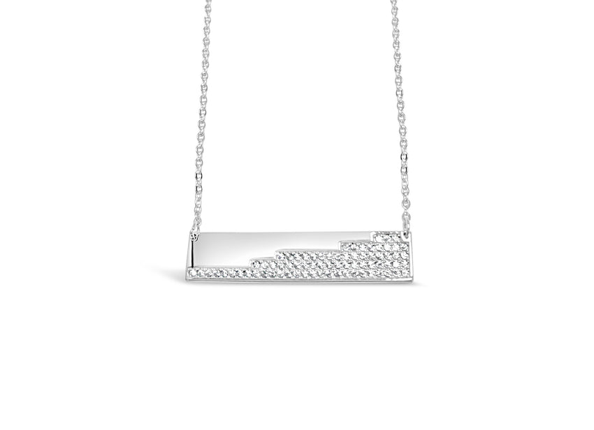 Raising the Bar Necklace
