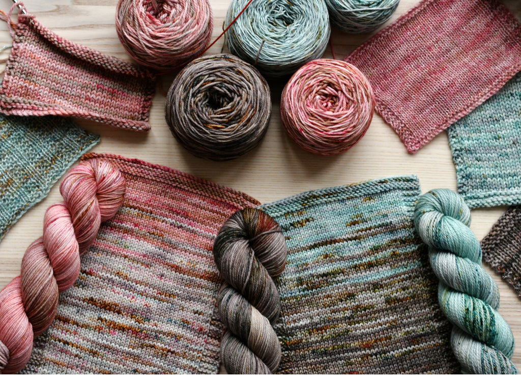 Come and meet Siena & Jasper at our February Virtual Knitting Circle!