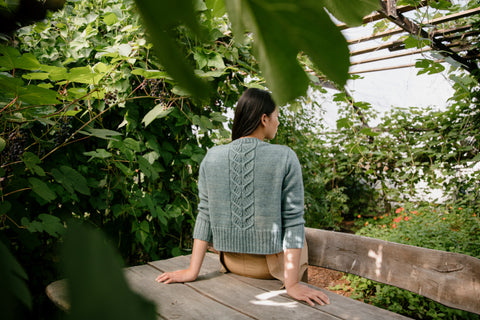 Perennial from Worsted book