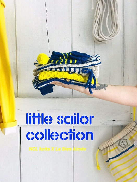 Little Sailor Collection NCL Knits x La Bien Aimée