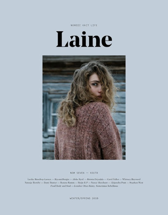 Laine Magazine: Issue 7