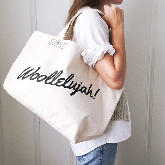 Fringe Supply Co. Woolelujah! Tote Bag