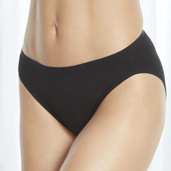 Cotton Stretch Bikini (3 pack)