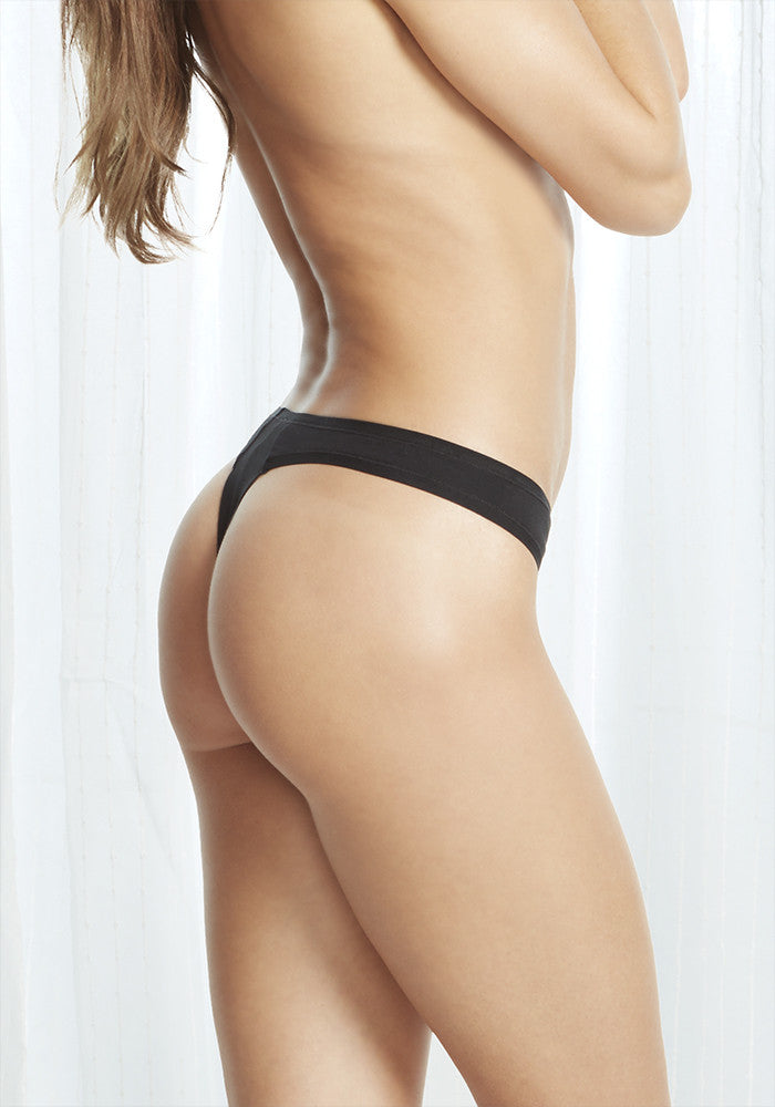 Cotton Stretch Thong (3 Pack)