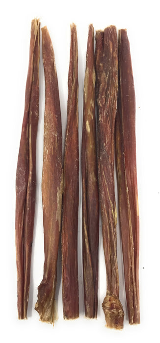"12"" Beef Bladder Sticks - USDA Certified"