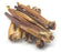 12-Inch Traditional Thick Bully Sticks- Bulk Sizes - IRREGULAR - moderate odor
