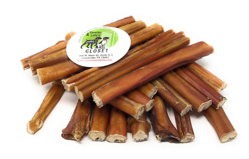 Bully Sticks For Dogs who Love Stinky Sticks - All Sizes - INVENTORY REDUCTION SALE!