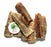 Beef Trachea Chews for Dogs-Grass-Fed, Nutrition-Rich with Glucosamine and Chondroitin-Buy Bulk & Save