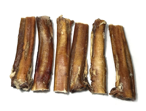 New 6-Inch Jumbo Angus Beef Bully Sticks- Low Odor