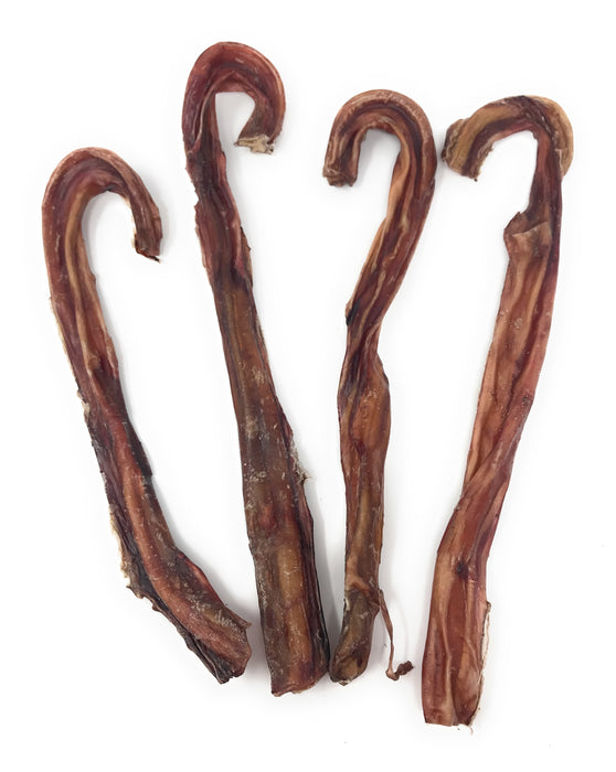 USA Cane-Shaped Steer Sticks - Odor Free - Two Sizes