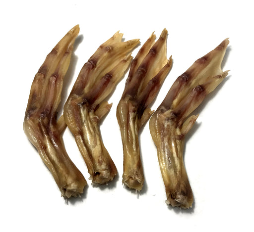 USA Sourced Dehydrated Duck Feet