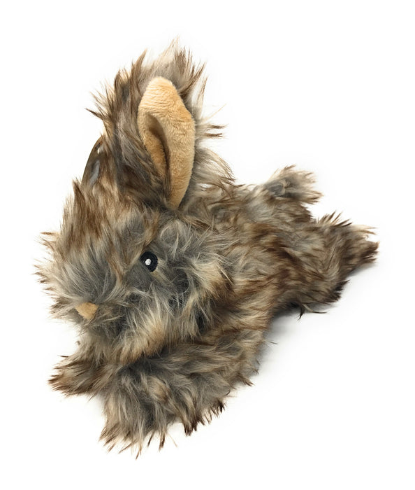 Ramona, the Plush Rabbit Dog Toy