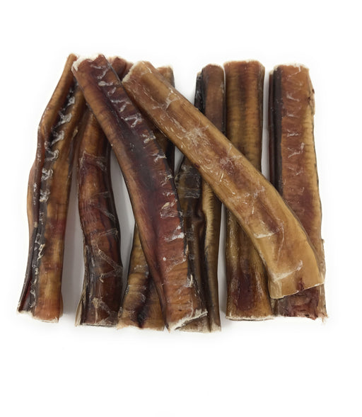 6-Inch Charcuterie Style Bully Sticks - No odor