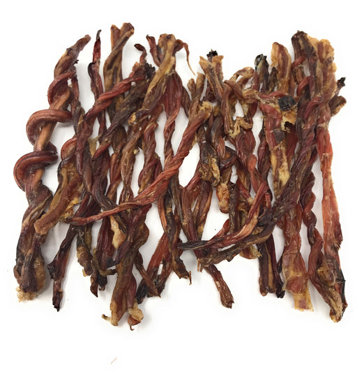 NEW! USA Lamb Pizzle Twists- Introductory Price