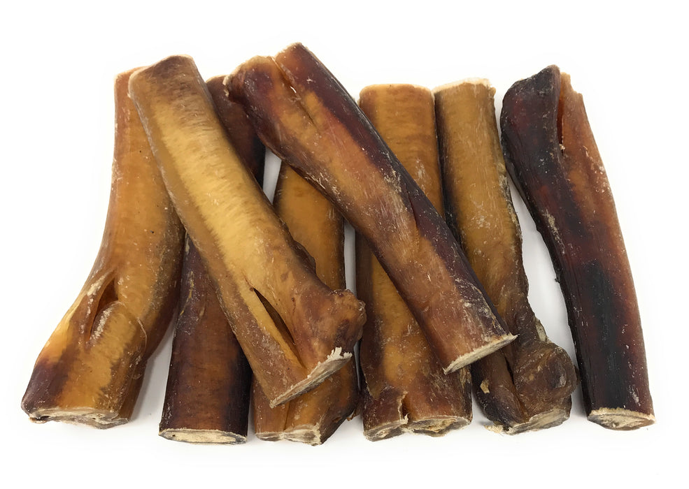 6-Inch Traditional Jumbo & Monster Bully Sticks - low to moderate odor