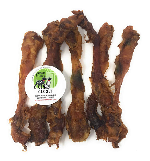 Hickory-Smoked Black Angus Beef Tendon Dog Chews