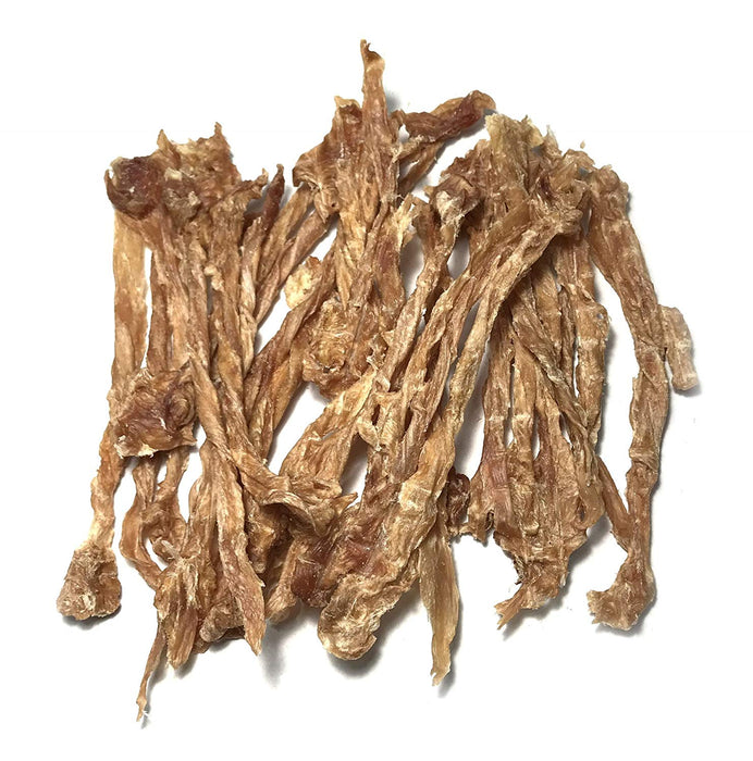 TWISTED Turkey Tendons for Dogs (Non-Smoked) - Made in USA - Naturally Grain-Free Rawhide-Free Chews Dogs-Buy Bulk & Save