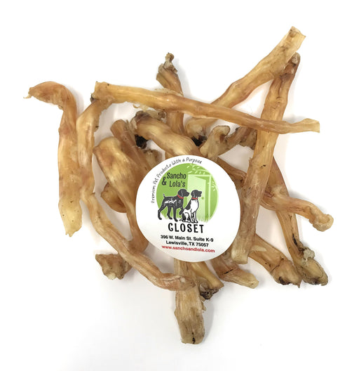 Beef Tendon Dog Chews - USA Premium