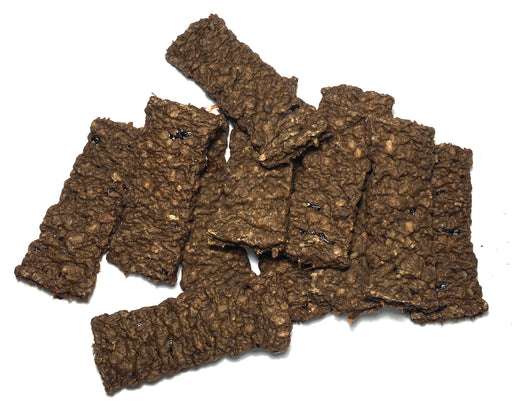 NEW BATCH! USA Soft Beef & Venison Jerky Doggie Power Bars